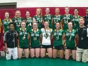 Durham Lords women's volleyball