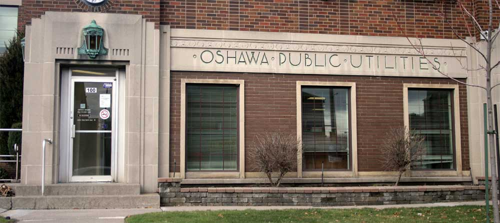 In a letter to the city, Loback Structures has expressed its interest in purchasing the downtown headquarters of the Oshawa Power and Utilities Corporation (OPUC), with plans to turn it into housing. The city has a lease agreement with OPUC for the property until 2017, with a commitment to extend that until 2019.