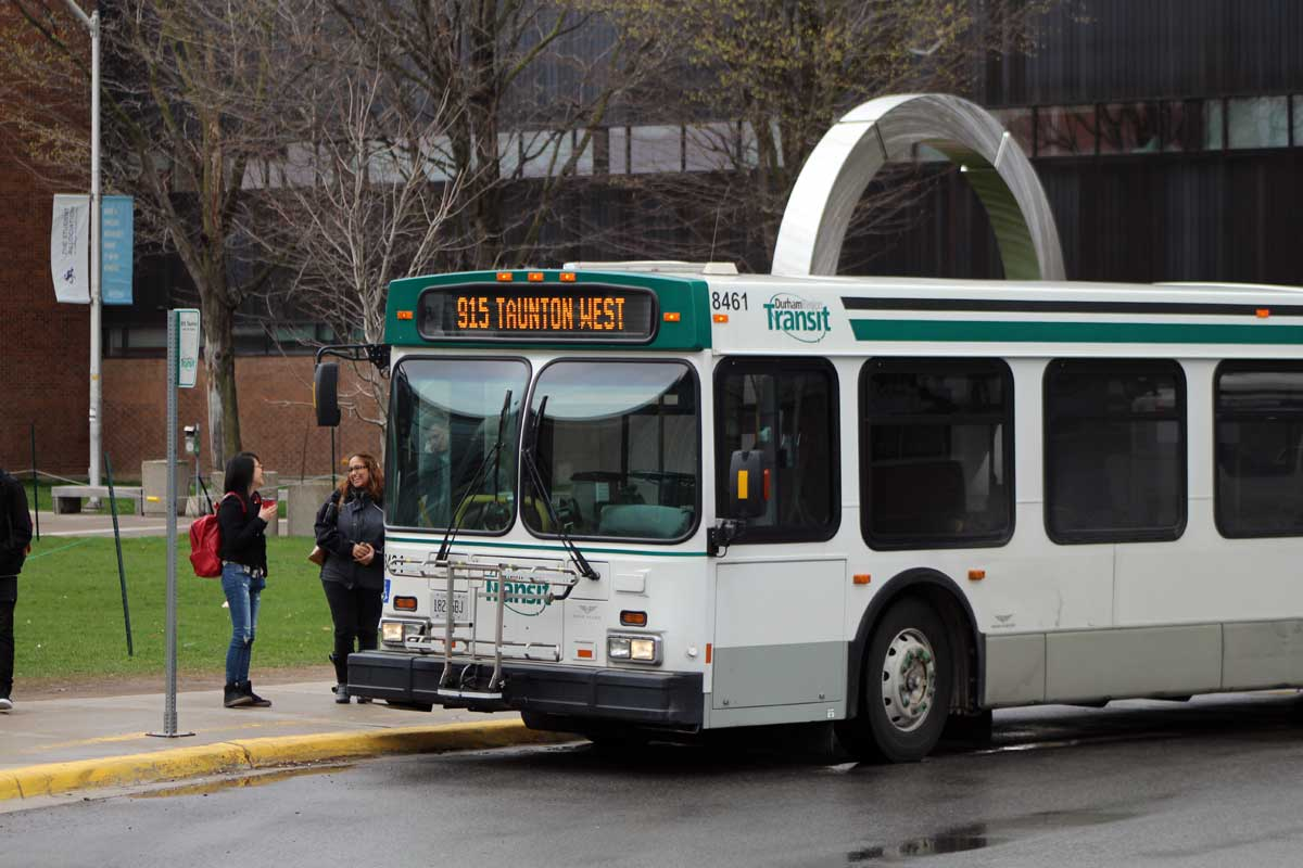 Transit Gets 17m From Feds The Oshawa Express