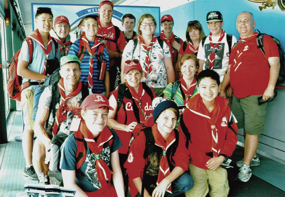 A number of Scouts from the 21st Oshawa troupe spent part of their summer in Finland for the Roihu Finnjamboree, an annual gathering of more than 15,000 scouts from around the world.