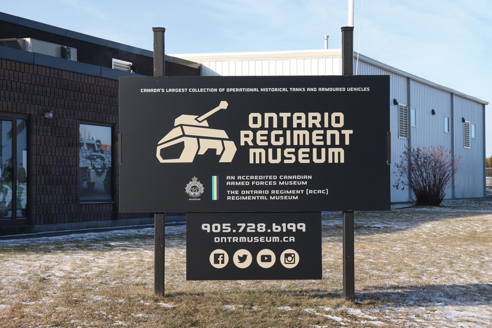 FEATURE The Ontario Regiment Museum | The Oshawa Express