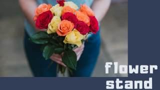 スタンド花の送り方