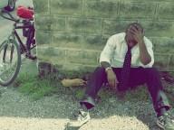 Stuck in Mokane.