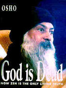 osho god is dead