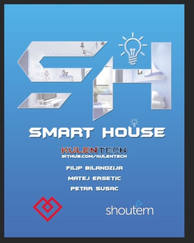 Low cost smart house
