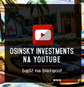 Osinsky Ivestments na Youtube