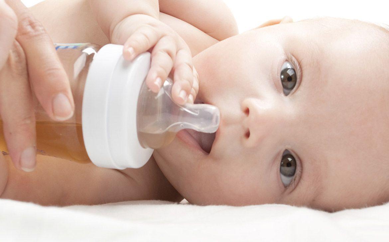 como preparar un biberon para un recien nacido
