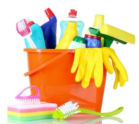 productos toxicos en el hogar