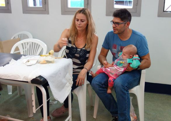 Talleres de Baby Led Weaning