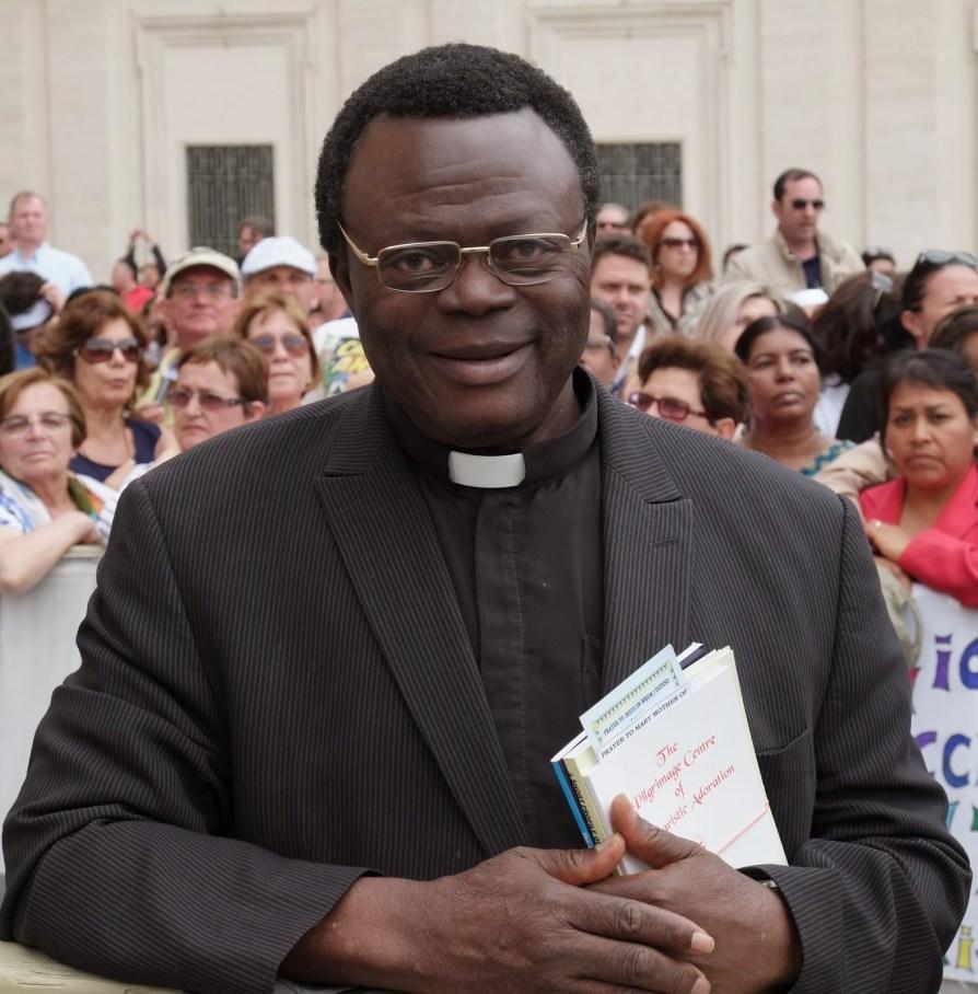 Rev. Fr. E.M.P. Edeh