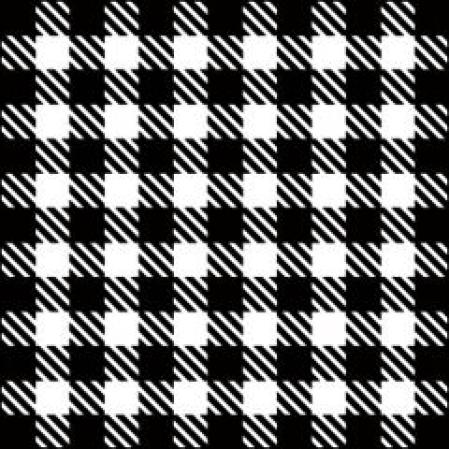 셰퍼드 체크 패턴
