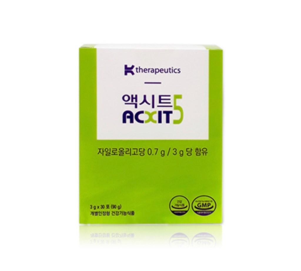 액시트5 식이섬유 영양제