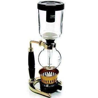 증기의 압력, 물의 삼투압을 활용하여 추출하는 진공식 추출 방식으로 커피 맛이 깨끗합니다.