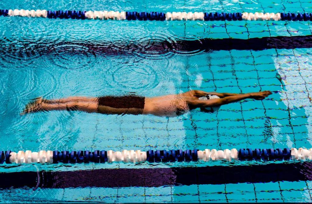 ISTJ 유형 공감능력이 부족하기 때문에 자신만의 목표를 향해 몰두할 수 있는 운동인 수영을 추천한다