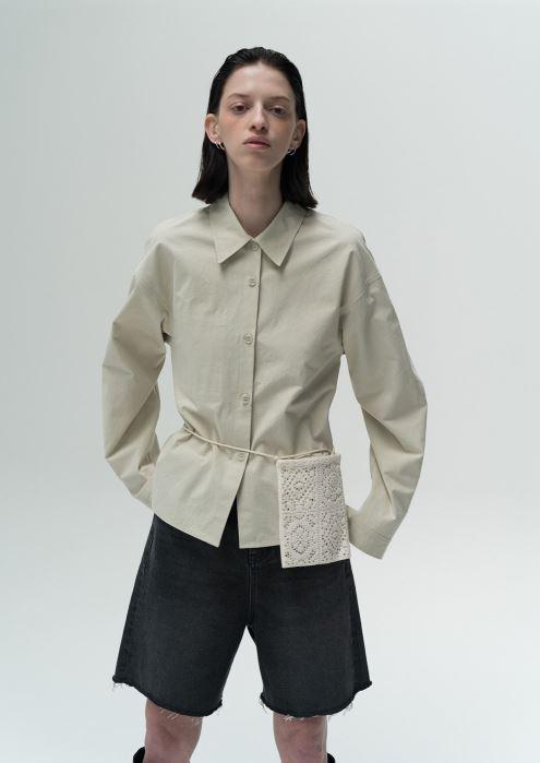 코티지코어 패션 아이템 크로셰 아모멘토 29cm 가방 잡화