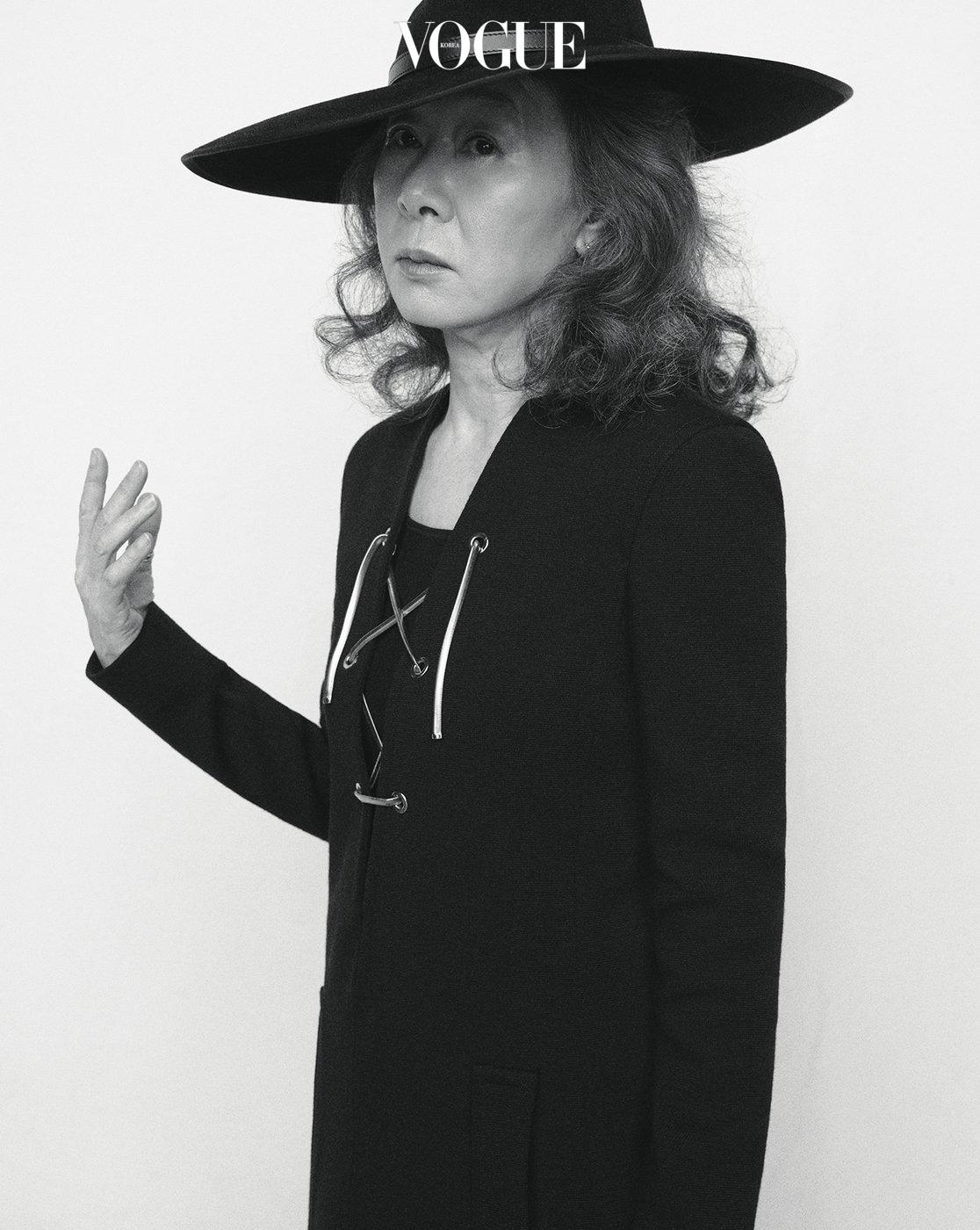 윤여정 패션