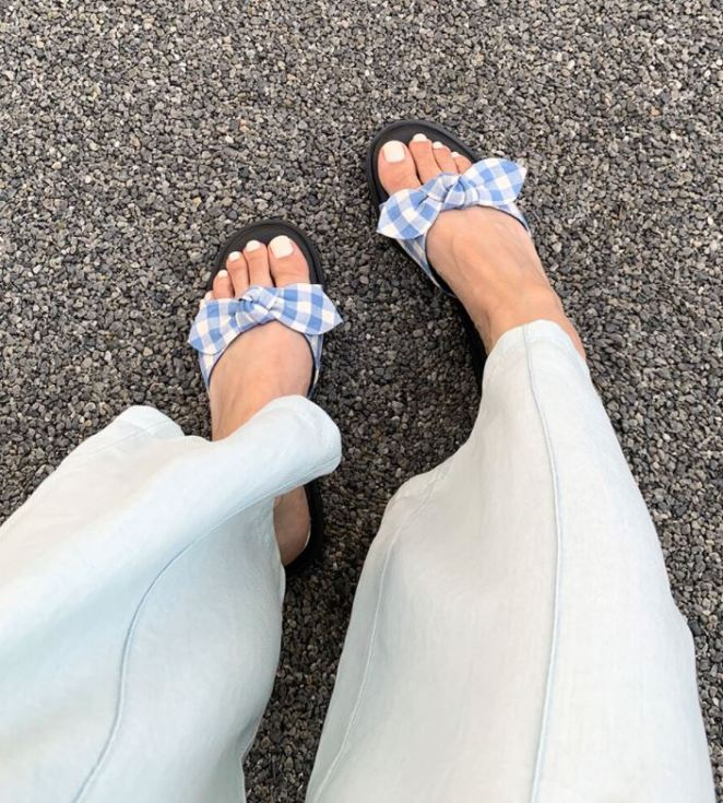 osiswing 미슈쏘머치 w컨셉 신발 슬라이드