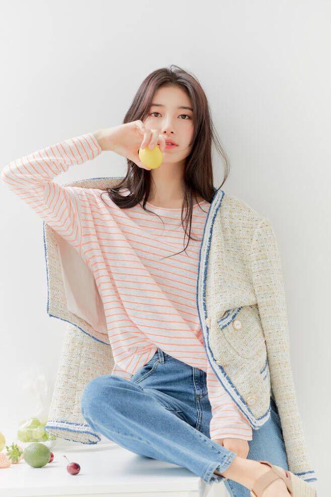봄원 대표연예인 수지