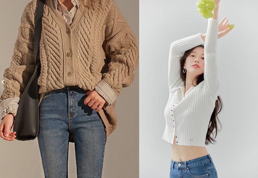 가을 옷 추천 니트아이템