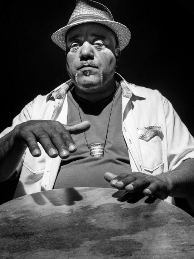 Portraits of Bomba Yo