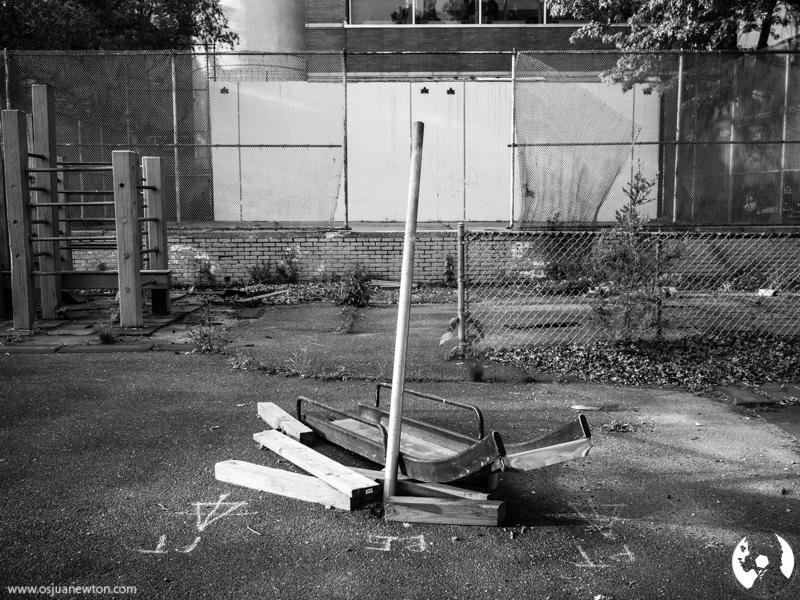 Playground Lost - Bronx, NY
