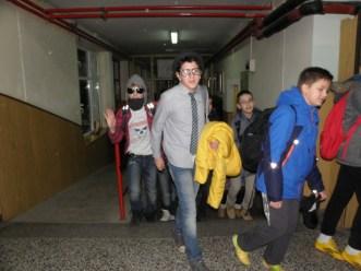 Dan pod maskama i gradski karneval