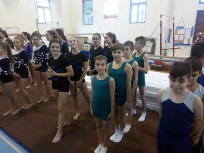 Odlični gimnastičari osvojili zlato i broncu