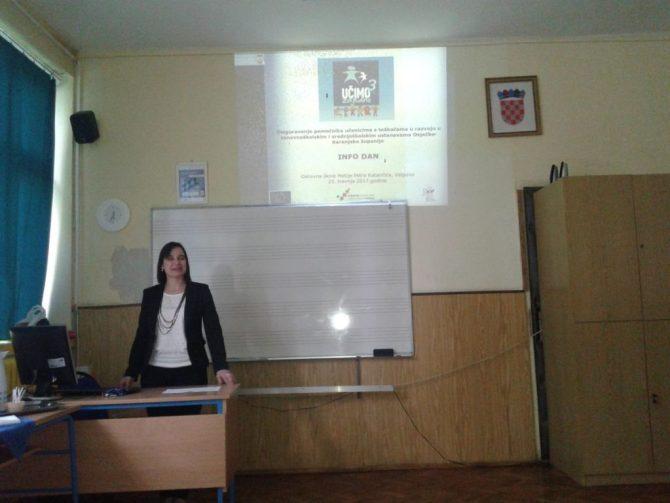 Info dan projekta Učimo zajedno 3