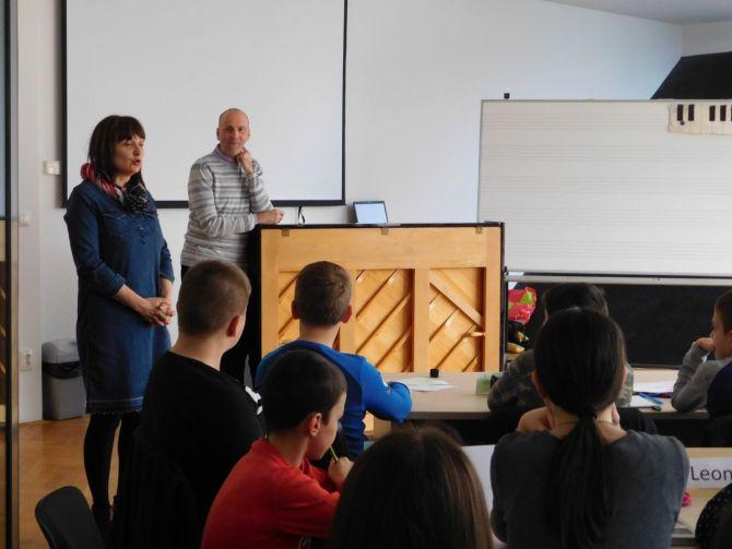 Održan seminar solfeggia u glazbenoj školi