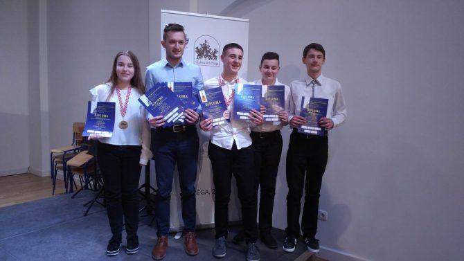 Osvojene nove prve nagrade tamburaša na međunarodnom natjecanju u Požegi