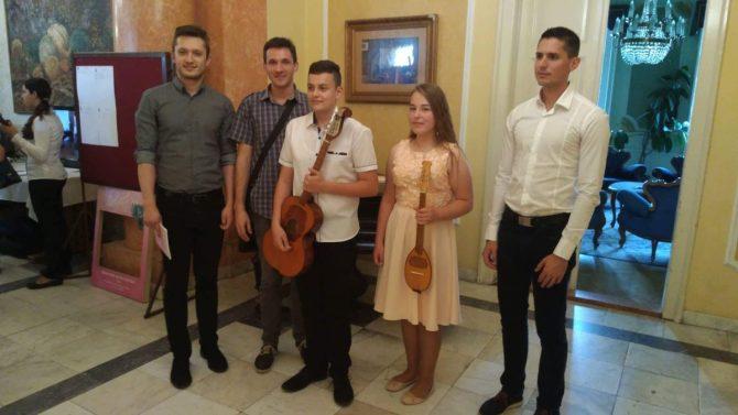 Još jedan veliki uspjeh tamburaškog odjela glazbene škole