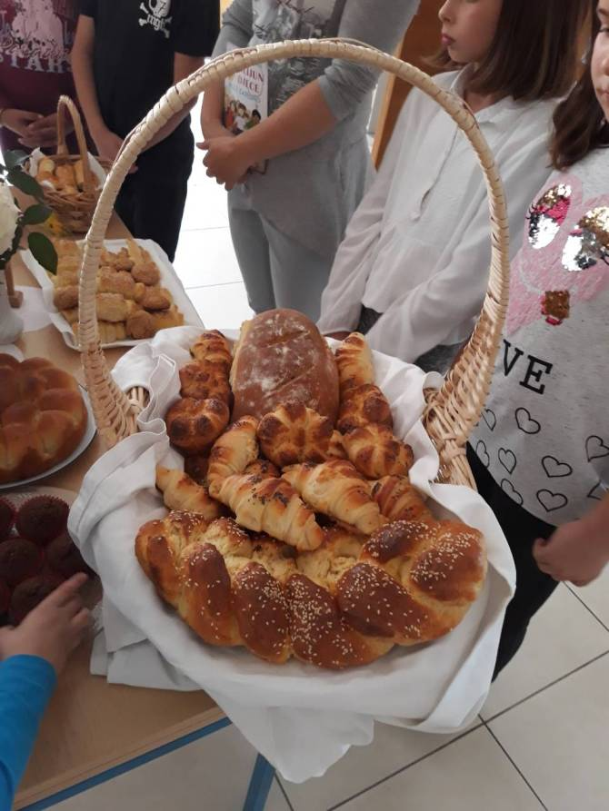 Dani kruha u PŠ Šag