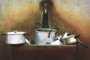 Cooking Pots Photo