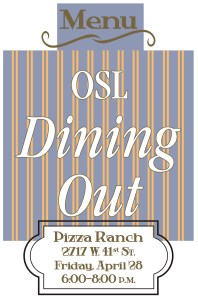 Dining Out logo April 28