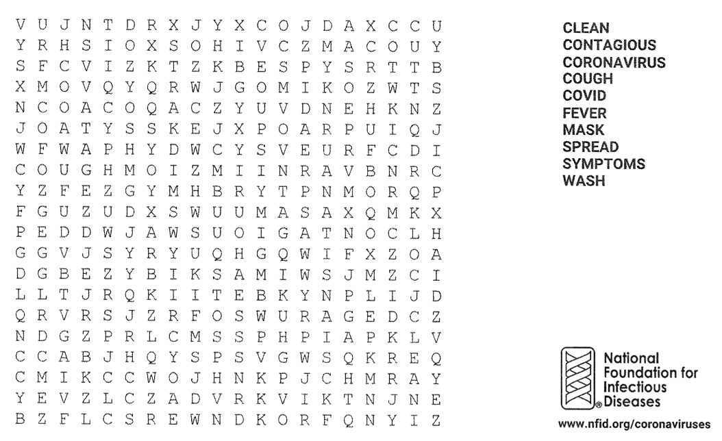 word find puzzle