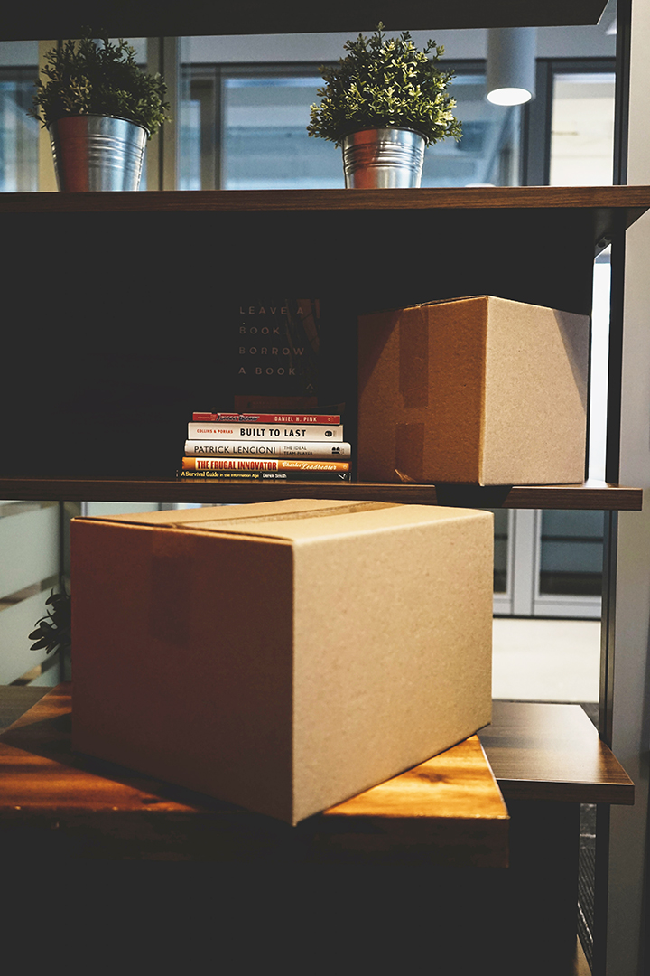 Photo of Boxes