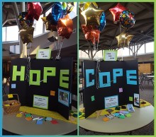 Photo of Hope/Cope Displays