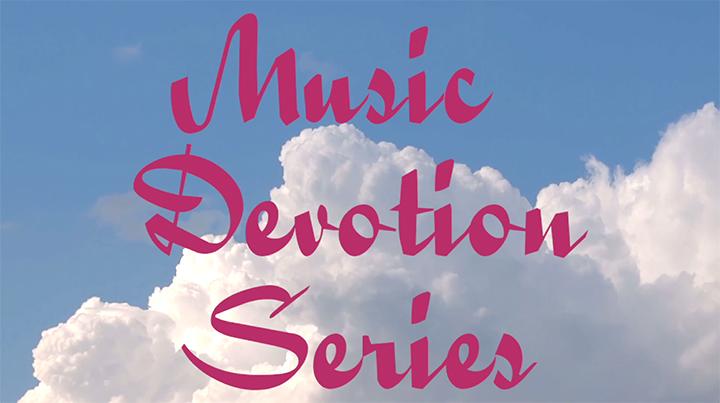 Music Devotion title screen