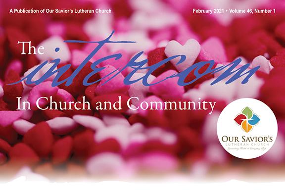 February Intercom cover banner