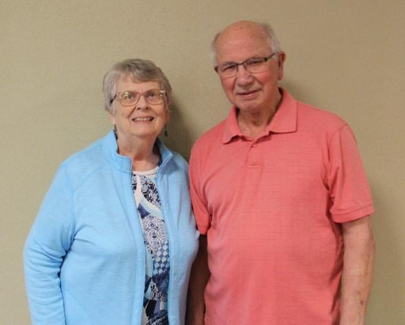 Rolfe & Margaret Johnstad