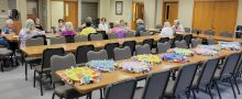 Peace by Piece Quilters Social, July 14, 2021
