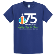 75th Anniversary T-Shirst