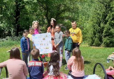 Учитељице и деца из Дрена и Јошанице са Природом на Ти