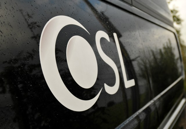 OSL engineering van for signalling solutions