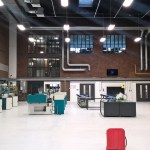 Student workshop at Crewe Engineering and Design University Technical College