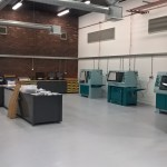 Additional workshop at Crewe University Technical College