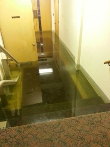 Canton Lutheran Flooding Volunteers Needed