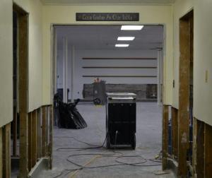 Canton Lutheran Flooding Restoration