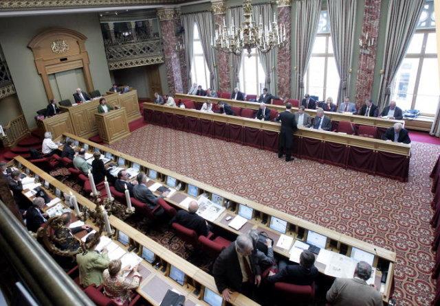Šedesátičlenná lucemburská Sněmovna reprezentantů