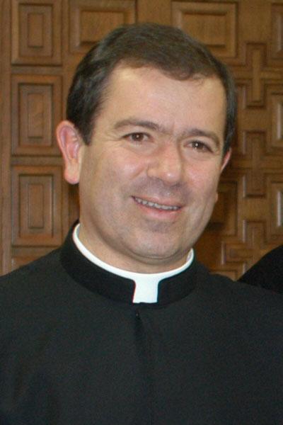 P. Álvaro Corcuera LC